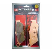 Pastilha De Freio Dianteira Ptz 209 Gt Bmw G650gs Ano 2014