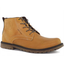 Bota Worker West Coast Masculina Couro Custer 118402
