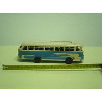 Brinquedo Antigo Ônibus Magirus Em Plastico Anos 70