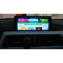 Central Multimidia Dvd Android Nova Bmw Série 1 E 3 F20 F30