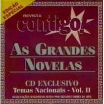 Cd / As Grandes Novelas 2 = Claudia Telles, Claudio Nucci,