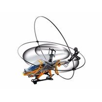 R/c Helicóptero De Controle Remoto Heli Shield Ii Dtc