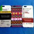 Capa Iphone 6  4,7 Case Remedio Etnica Tematica Decorada Top