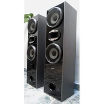 Vendo Par Torres Sony Muteki 140w - Impecaveis