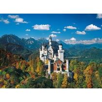 Quebra Cabeça Puzzle 4000 Peças Castelo De Neuschwanstein