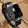 Relógio <a href='http://super.barato-comprar.com.br/bateria-carregador-portatil-parede/' target='_blank'>celular</a> Smart Watch Zd09 C/ Chip Câmera Som Memóriam
