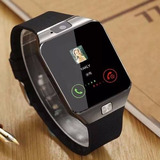 Relógio Celular Smart Watch Zd09 C/ Chip Câmera Som Memóriam
