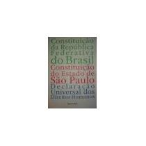 Constituição Da República Federativa Do Brasil Estado De Sp