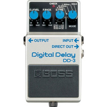Boss Digital Delay Dd-3: Pedal De Delay P/ Guitarra|violão