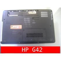 Cx10-1 -carcaça Chassi Inferior Notebook Hp G42 220br
