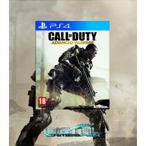 Call Of Duty Advanced Warfare Day Edition Ps4 Código Psn