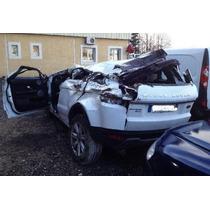 Land Rover Evoque Sucata Motor/caixa/lataria Amania Imports