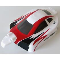 Bolha Branca P/ Automodelo 1/10 Buggy Combustão Ou Elétrico