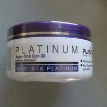 Máscara Botox Plancton Platinum - Matizadora250g