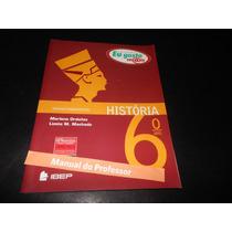 Coleção Eu Gosto Mais História 6º (para Professor) Marlene O