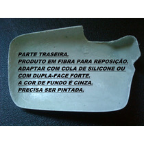 Capa Do Retrovisor Golf 94 95 96 97 98 99 - Fibra
