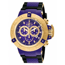 Relógio Invicta 0929 Subaqua, Swiss, Original, Com Garantia