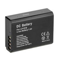 Bateria Para Maquina Digital Canon Rebel T3 T4 1200d Lpe10