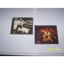 Lote Com 2 Cds Van Halen Rock Metal Heavy Hard