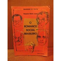 Livro O Romance Social Brasileiro Benjamin Abdala Junior