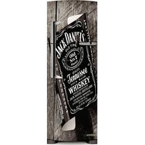 Adesivo Geladeira Jack Old Times # 22 (porta Única)