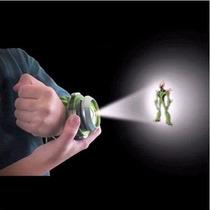 Relógio Ben 10 Omnitrix Illuminator Bandai Pronta Entrega