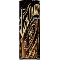 Adesivo Geladeira Jack Daniels Old Time # 14 (porta Inverse)