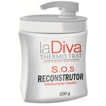 S.o.s Reconstrutor - Restauração Capilar La Diva -