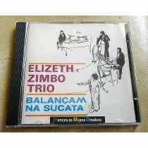 Cd- Elizeth E Zimbo Trio Balançam Na Sucata