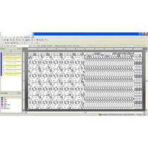 Programa Desenho Cad Cam Cnc Oxicorte Plasma Pósprocessador