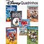 Revista Quadrinho Disney Big Tematica Mickey Avulso + Nf