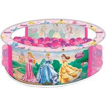 Piscina De Bolinhas Infantil Princesas Disney 2090 - Lider