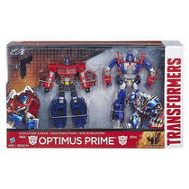 Transformers Age Of Extinction Optimus Prime Evolution