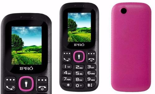 Celular Barato Ipró I3100 Kit 10 Uni. Dual Chip Rádio Fm Mp3
