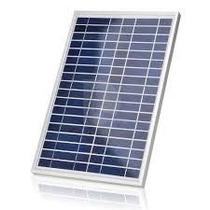 Painel Placa Célula Energia Solar Fotovoltaica 50 Watts 50w
