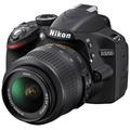 Camera Digital Nikon D3200 18x55  24.2mp Full Hd. 12x Mp