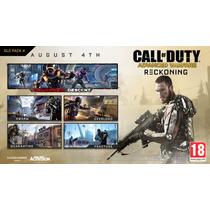 Call Of Duty Advanced Warfare - Dlc Reckoning - Psn Ps3