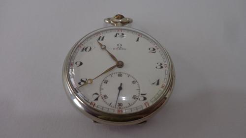 6c2a909990f Relógio De Bolso Suiço Marca Ômega