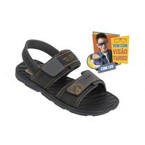 Sandália Infantil Hot Wheels Visão Turbo 21211 Maico Shoes