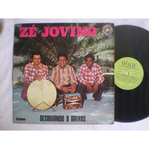 Lp - Ze Jovino / Desbuiando 8 Baixos / Chororó Lpc-214
