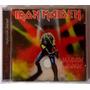 Iron Maiden Maiden Japan Cd Raro Novo Lacrado Confira !