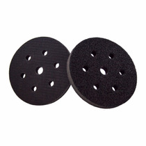 Disco Redutor De Impacto Interface Lixadeira Hookit Velcro