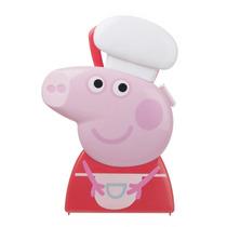 Conjunto Peppa Pig Maleta Chef Cozinha- Multikids Br198