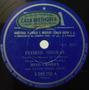 Disco Rotação 78 - Bing Crosby - Flores Negras - Decca