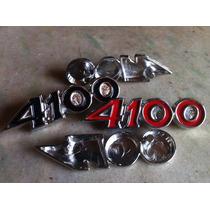 Emblema 4100 Paralama Opala (preço Do Par)