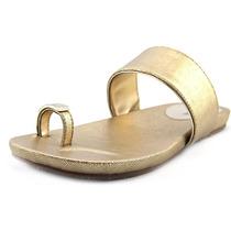 Alfani Bague Synthetic Slides Sandália