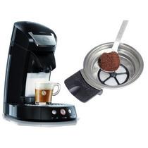 Refil Reutilizável Senseo Latte Crema E Quadrante Coffeeduck