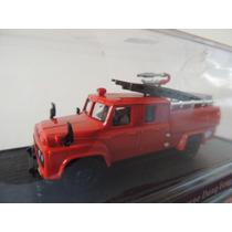 Caminhão De Bombeiros - 1:72 Autopompe Dong Feng (a-27)