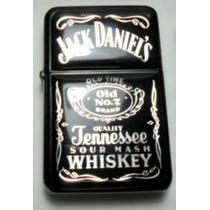 Isqueiro Earth A Fluído Jack Daniels - Bart - Coringa -