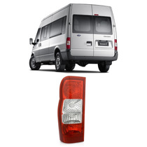 Lanterna Ford Transit Esquerdo 2008 2009 2010 2011 2012 2013